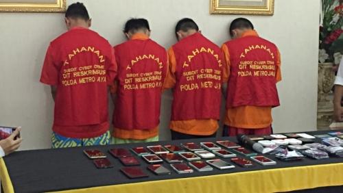 Order Fiktif Gojek, 4 Sekawan Raup Rp10 Juta Sehari dari 1 Akun, Begini Modusnya