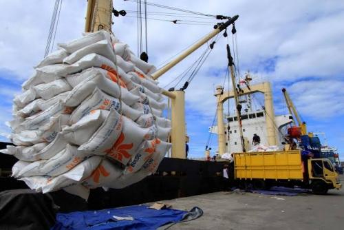 Indonesia Impor Beras 2,25 Juta Ton pada 2018, Tertinggi Kedua dalam 18 Tahun Terakhir