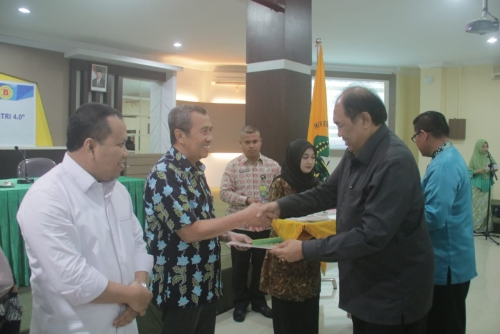 Menyongsong Revolusi Industri 4.0, Syamsuar Ingin Generasi Milenial Riau Garap Ekonomi Syariah
