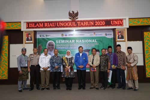 Seminar Nasional IKA UIR bersama Menaker Sukses Digelar, UIR Jadi Kampus Kedua di Luar Pulau Jawa yang Dikunjungi Ida Fauziyah