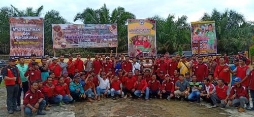 Gandeng RAPP, Polsek LTD Latih 150 Orang MPA