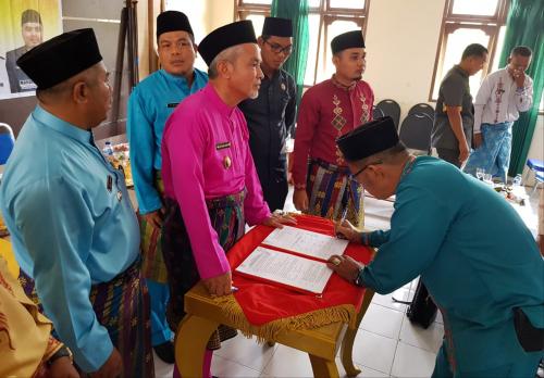 Wabup Said Hasyim Sebut Zalim Jika Membiarkan Masyarakat Sakit dan Kurang Gizi