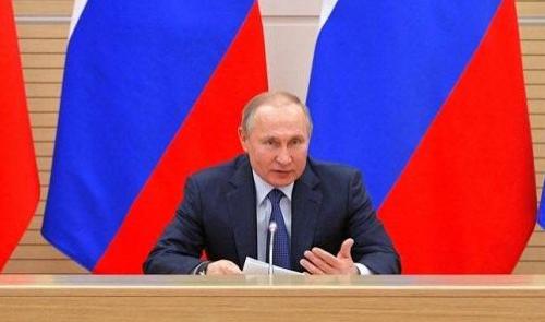 Putin Tegaskan, Tak Akan Terjadi Pernikahan Gay di Rusia Selama Dirinya Jadi Presiden