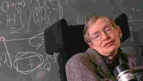 Ilmuwan Hebat Stephen Hawking Telah Tiada