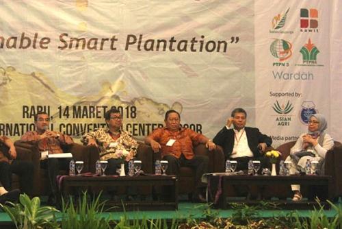 Wujudkan Pengelolaan Kelapa Sawit Nasional Berkelanjutan Melalui Komitmen Kemitraan One to One