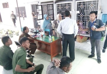 Terdakwa Kasus Pencurian Mengamuk Saat Disidang di PN Bengkalis, Ini Pemicunya
