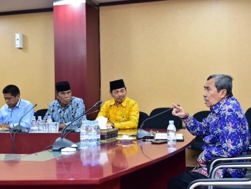 Gubri Syamsuar: Harus Ada Kepala yang Membidangi Mutu Pendidikan di Disdik Riau