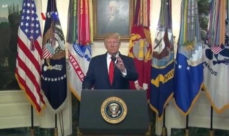 Maksimalkan Pencegahan, Trump Umumkan AS Darurat Virus Corona