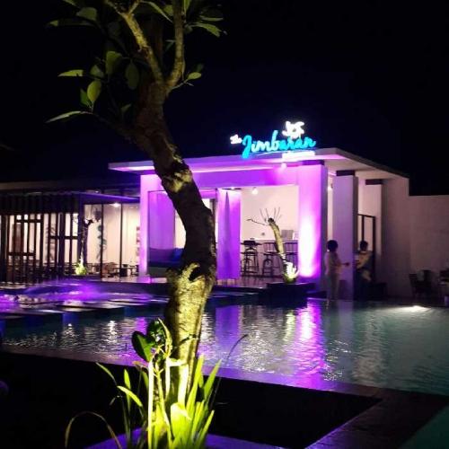 Jimbaran Resto Tempat Dinner Romantis Ala Pulau Bali di Pekanbaru