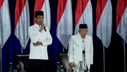 Jokowi: Bukan Kesulitan yang Buat Kita Takut, Ketakutan yang Membuat Jadi Sulit