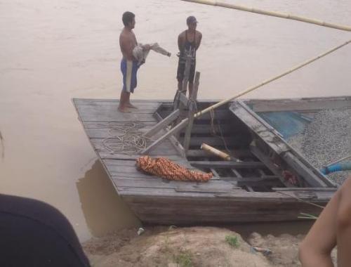 Balita Korban Terkaman Buaya di Inhu Berhasil Ditemukan Sejauh 30 Kilometer dari TKP