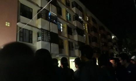 Bom Meledak Tak Disengaja di Rusunawa, Suami-Istri dan Putrinya Tewas, 3 Anaknya Luka-luka