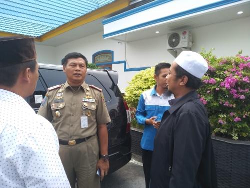 Risaukan Kemaksiatan Terus Terjadi Selama Ramadhan, Ketua FPI Sambangi Kediaman Walikota Pekanbaru