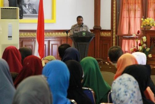 Sebanyak 7.716 KPM di Kabupaten Siak Bakal Terima Bantuan Pangan Non Tunai