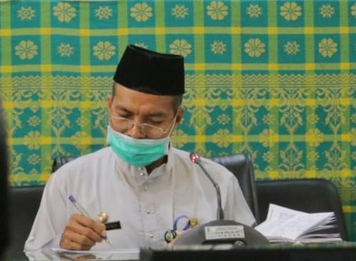 BLT DK Total Rp20 Miliar Sudah Didistribusikan, Pemkab Siak Menunggu Bantuan Provinsi Jika PSBB Diterapkan