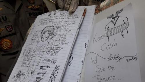 Gadis ABG Bunuh Balita karena Tertekan Jadi Korban Perkosaan 3 Pria Dewasa, Kini Hamil 3 Bulan