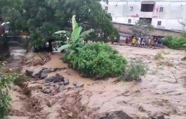 Parapat Diterjang Banjir dan Longsor, Jalur Lintas Sumatera Lumpuh
