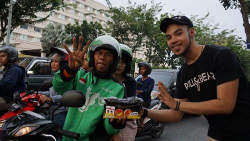 Ojek Online Pekanbaru : Terimakasih Tim Ayo Nomor 4