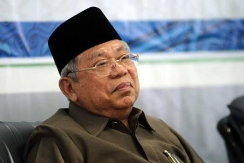 Ketua MUI KH Maruf Amin: Materi Khutbah Idul Fitri Jangan Memprovokasi