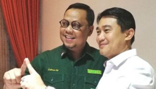 Lukman Edy-Hardianto Terdongkrak Elektabilitas Prabowo di Riau