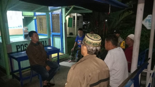 Kurir dan Pengedar Narkoba Ditangkap Polsek Mandau, 12 Paket Berhasil Disita