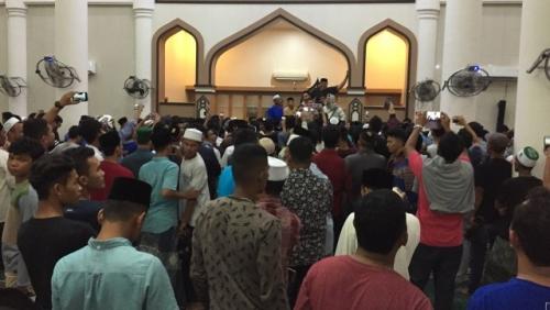 Pengajian Ustaz Firanda di Banda Aceh Dibubarkan Massa