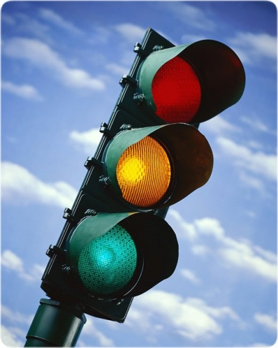 Persimpangan yang Sudah Mulai Ramai Perlu Dipasang Traffic Light