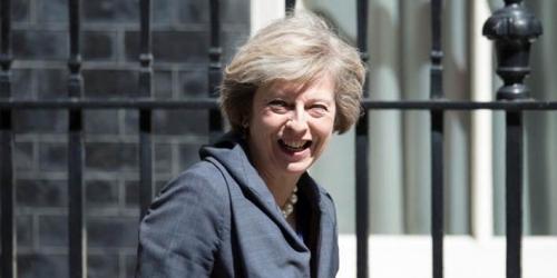 Siapa Sebenarnya Theresa May, Perdana Menteri Baru Inggris?