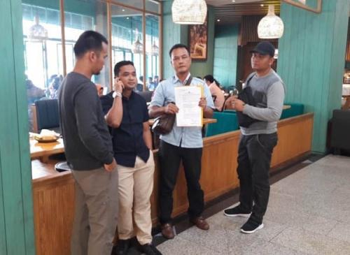 Proyek Cuci Danau Diduga Rugikan Negara Rp300 Juta, Anggota DPRD Kampar Riau Ditangkap Polisi