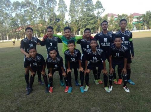 U-14 Rohil Wakili Riau di Kejuaraan Kemenpora 2019