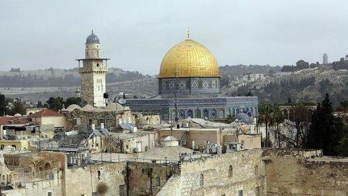 Israel Tutup Gerbang Masjid Al Aqsa untuk Halangi Umat Islam Beribadah