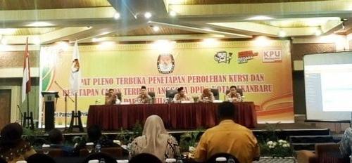 Telah Selesaikan LHKPN, 45 Caleg DPRD Pekanbaru akan Segera Dilantik