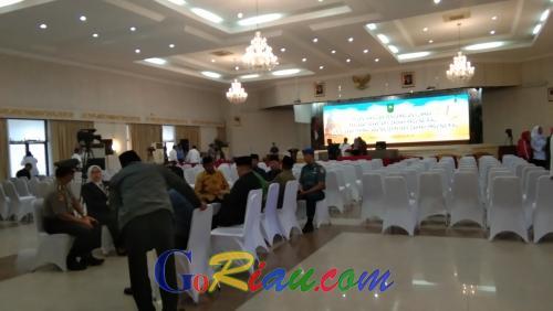 Siang Ini, Pelantikan dan Pengambilan Sumpah Janji Penjabat Sekdaprov Riau Dilaksanakan di Balai Serindit
