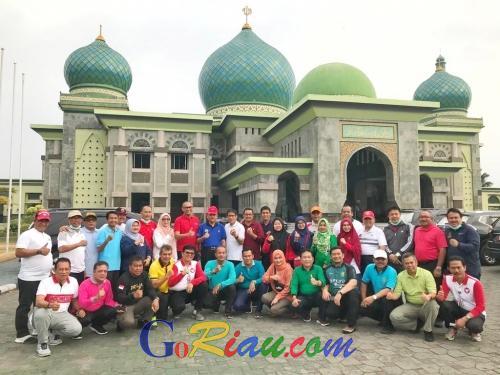 Sekdaprov Riau Terima Surat Pemberhentian dari Presiden RI, Ahmad Hijazi: Kemungkinan Saya Pindah ke Kementerian
