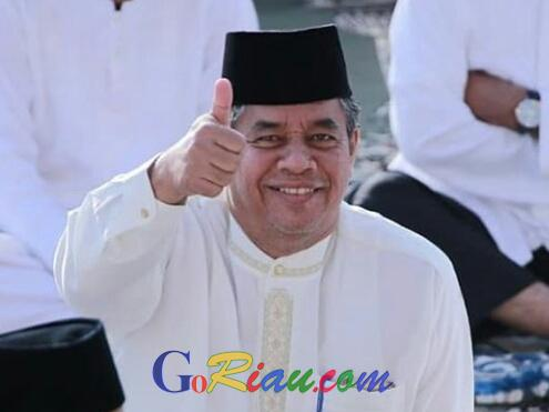 Gubri Syamsuar Tunjuk Ahmad Syah Harrofie Sebagai Pj Sekdaprov Riau