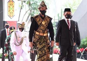 Presiden Joko Widodo Ibaratkan Kondisi Sekarang Seperti Komputer Mati Sesaat