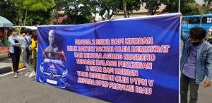 Gara-gara Polemik Sapi Qurban, Mahasiswa Tuntut Agung Nugroho Minta Maaf, Agung Harap Mahasiswa Bisa Tabayyun