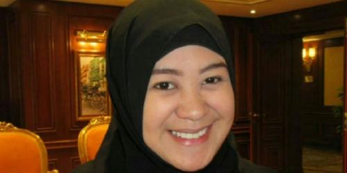 Muslimah Pertama Jadi Presenter Televisi Nasional Filipina, Wanita Cantik Ini Naik Haji Atas Undangan Raja Saudi