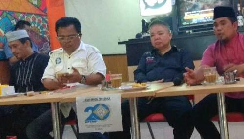 Sah di Mata Hukum, Apersi Riau Tetap Solid