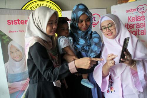 Sisternet Gelar Literasi Digital Dorong Pengawasan Anak Dalam Akses Sarana Digital