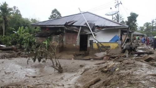 Banjir Bandang dan Tanah Longsor di 3 Kabupaten di Sumbar Tewaskan 9 Orang