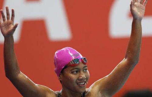 Atlet Riau Syuci Indriani Jadi Peraih Medali Terbanyak untuk Indonesia dari Cabang Renang