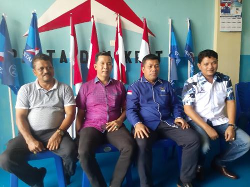 Demokrat Buka Pendaftaran Calon Bupati dan Wakil Bupati Kuansing untuk Pilkada 2020