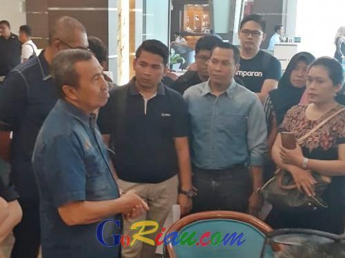 Sosialisasi Rindekraf Nasional se-Sumatera dan Kalimantan Dipusatkan di Riau