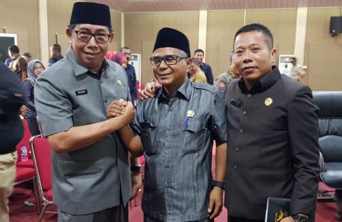 Ardiansyah Ditetapkan Sebagai Calon Ketua DPRD Kepulauan Meranti