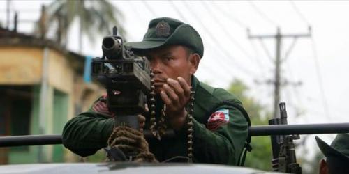 Tentara Myanmar Bunuh 25 Muslim Rohingya, Termasuk Wanita dan Anak-anak