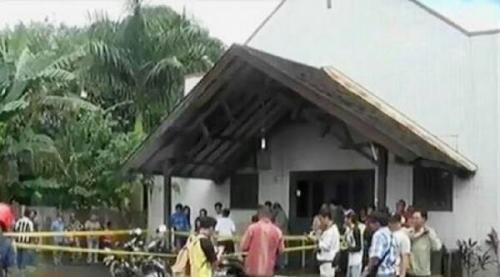 Bayi Korban Ledakan Bom di Samarinda Akhirnya Meninggal