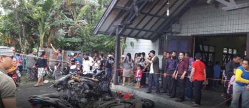 Intan Olivia, Bocah Korban Ledakan Bom Gereja Samarinda Akhirnya Meninggal Dunia