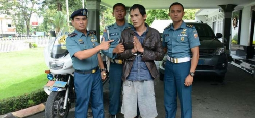 Waduh... Nekat, Tukang Tambal Ban Ini Ngaku Pejabat, Tipu Sejumlah Petinggi TNI dan Polri