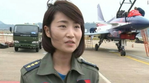 Tabrakan di Udara, Wanita Pertama Pilot Jet Tempur China Tewas